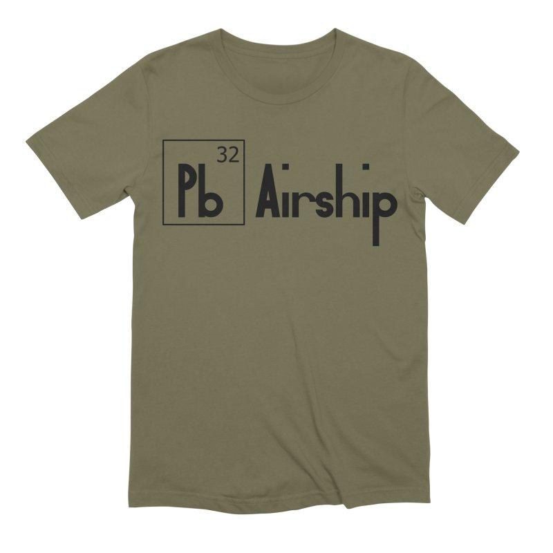 Pb Airship Men's Extra Soft T-Shirt by Hello Siyi