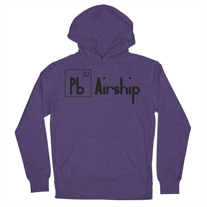 Pb Airship Men's French Terry Pullover Hoody by Hello Siyi