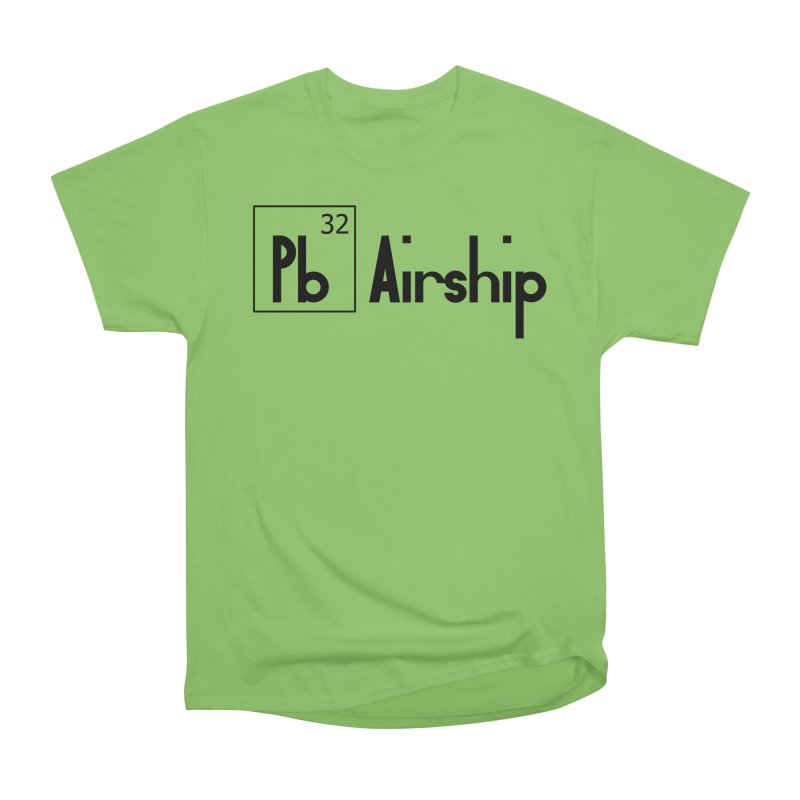 Pb Airship Men's Heavyweight T-Shirt by Hello Siyi