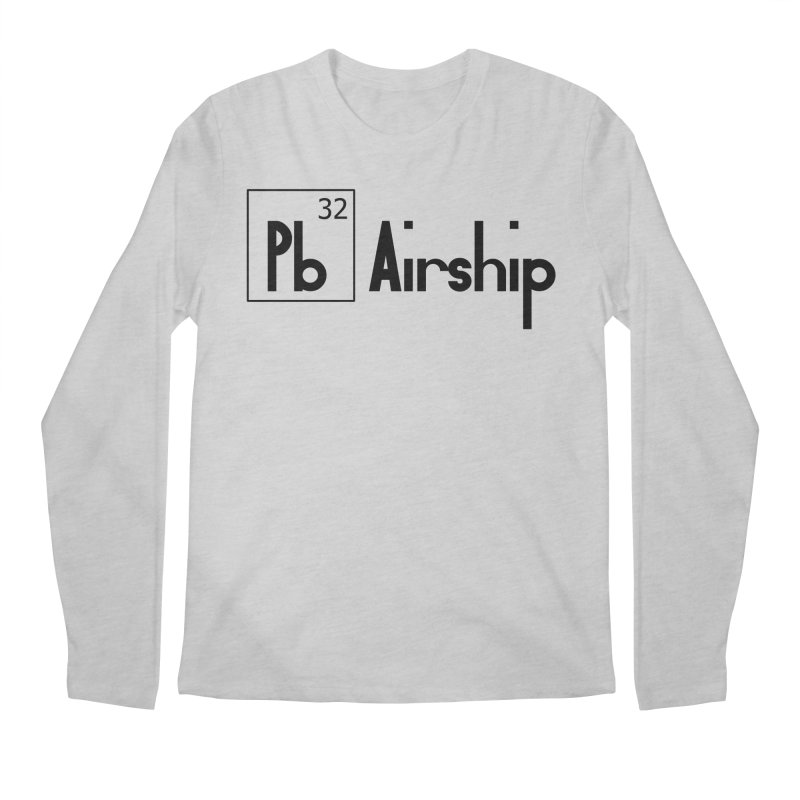 Pb Airship Men's Regular Longsleeve T-Shirt by Hello Siyi