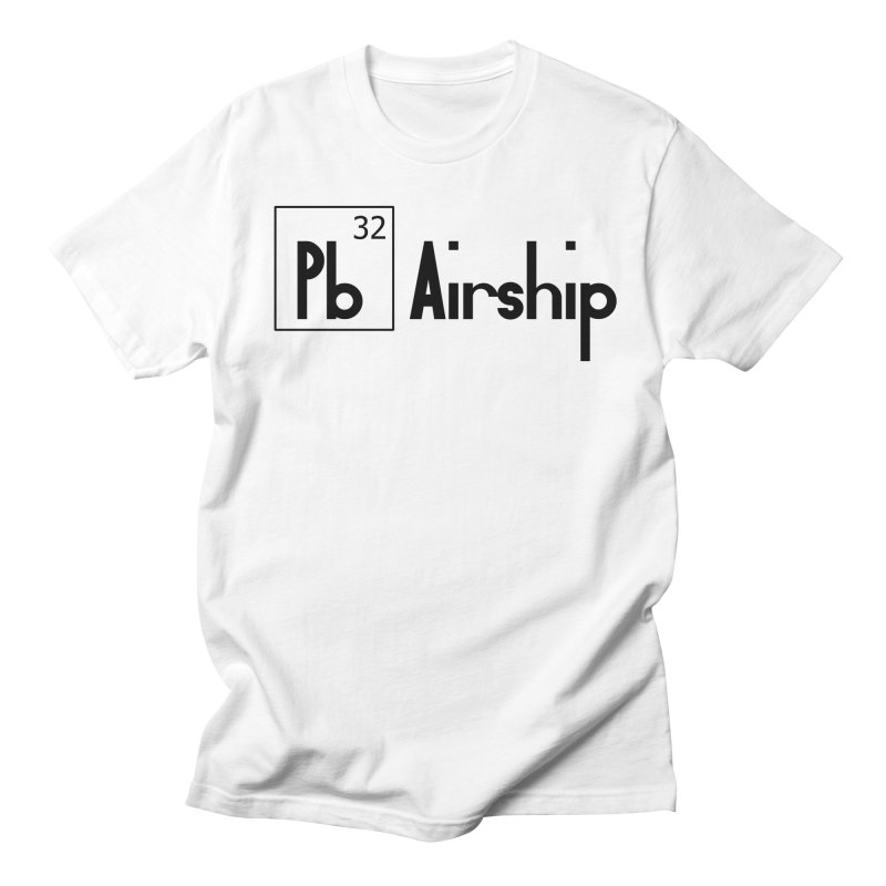 Pb Airship Women's Regular Unisex T-Shirt by Hello Siyi