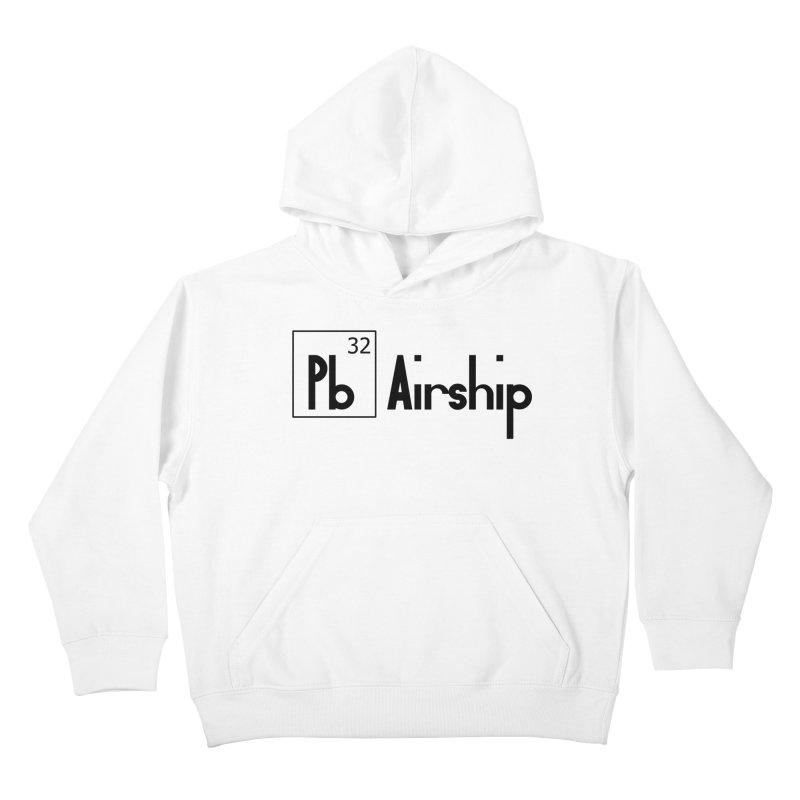 Pb Airship Kids Pullover Hoody by Hello Siyi