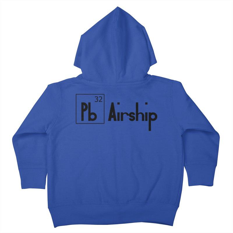 Pb Airship Kids Toddler Zip-Up Hoody by Hello Siyi