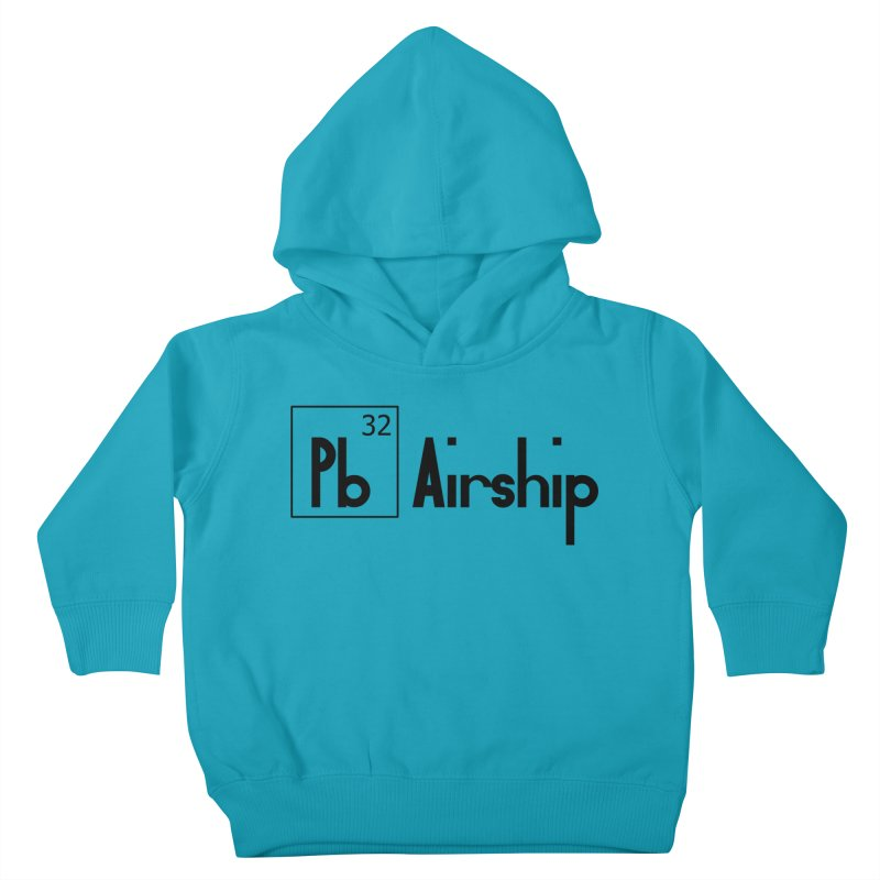 Pb Airship Kids Toddler Pullover Hoody by Hello Siyi