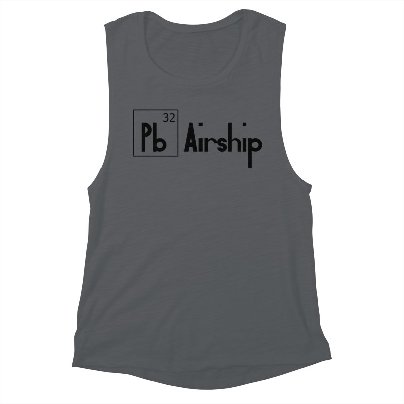 Pb Airship Women's Muscle Tank by Hello Siyi