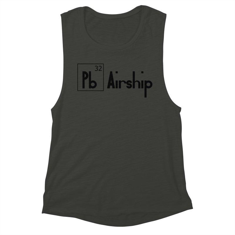 Pb Airship Women's Muscle Tank by Hello Siyi