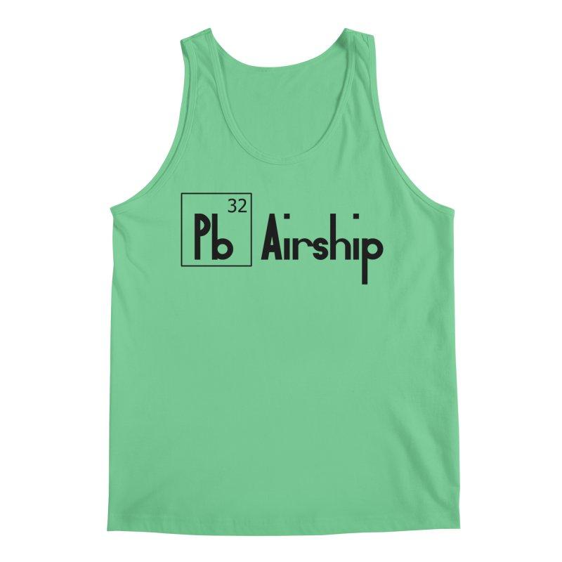 Pb Airship Men's Regular Tank by Hello Siyi