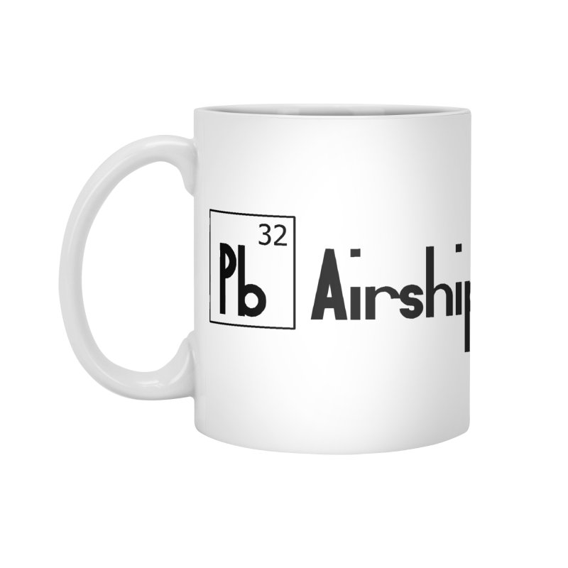 Pb Airship Accessories Standard Mug by Hello Siyi
