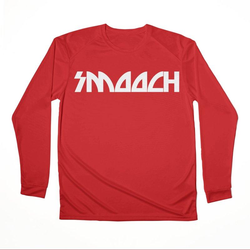 Smooch Women's Performance Unisex Longsleeve T-Shirt by Hello Siyi