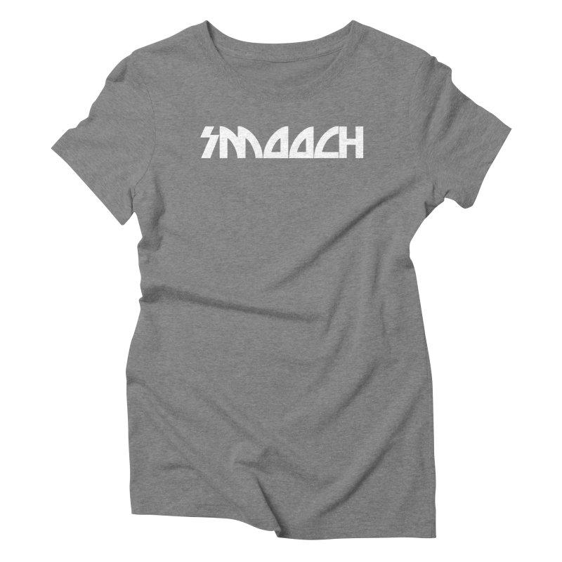 Smooch Women's Triblend T-Shirt by Hello Siyi