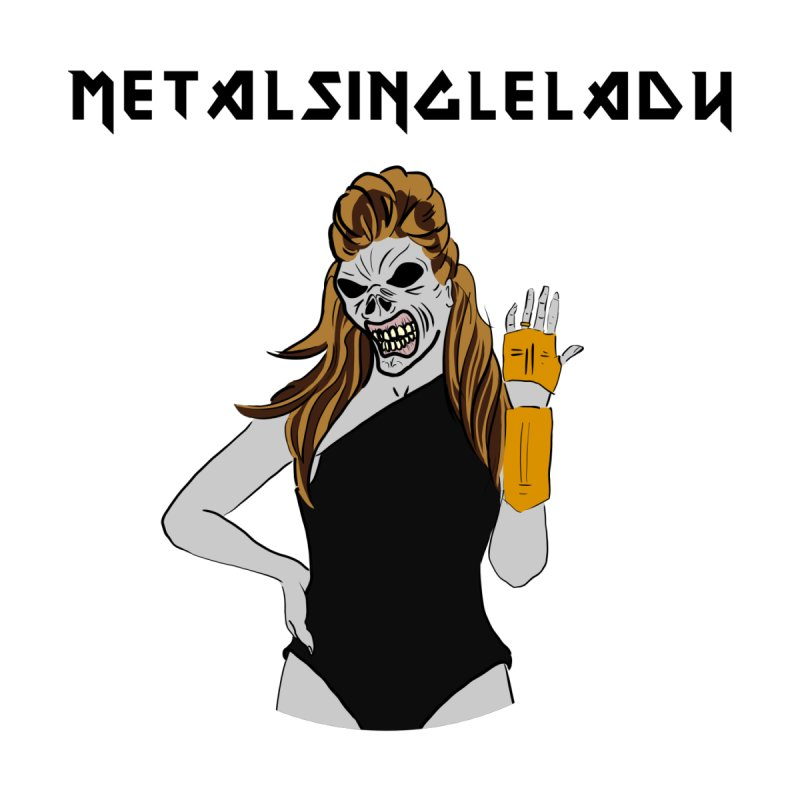 Metal Single Lady by Hello Siyi