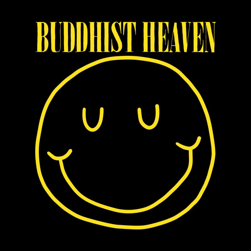 Buddhist Heaven Women's Longsleeve T-Shirt by Hello Siyi