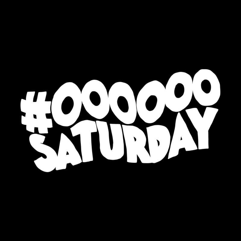 #000000 Saturday by Hello Siyi