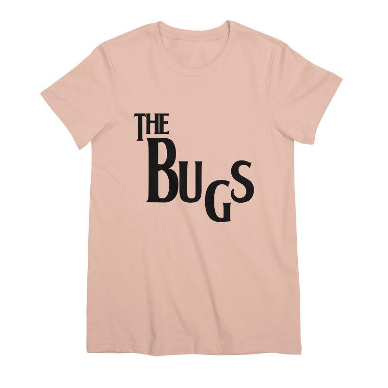 The Bugs Women's Premium T-Shirt by Hello Siyi