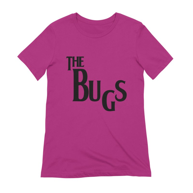 The Bugs Women's Extra Soft T-Shirt by Hello Siyi