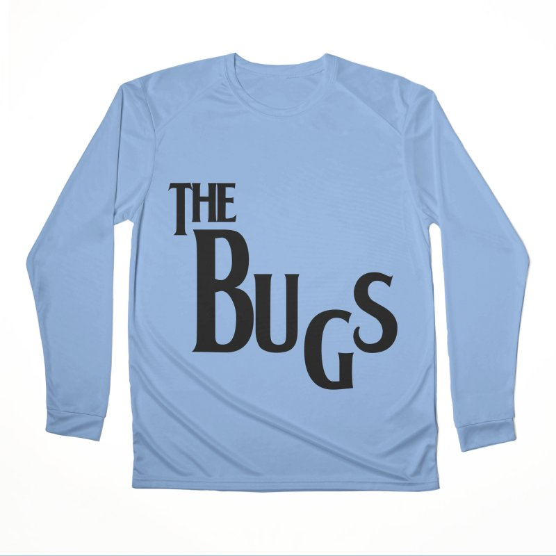 The Bugs Men's Performance Longsleeve T-Shirt by Hello Siyi