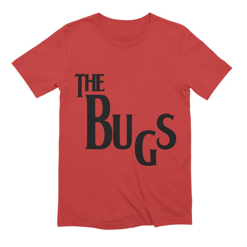 The Bugs Men's Extra Soft T-Shirt by Hello Siyi