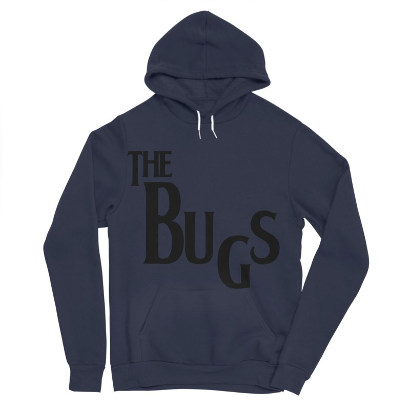 The Bugs Women's Sponge Fleece Pullover Hoody by Hello Siyi