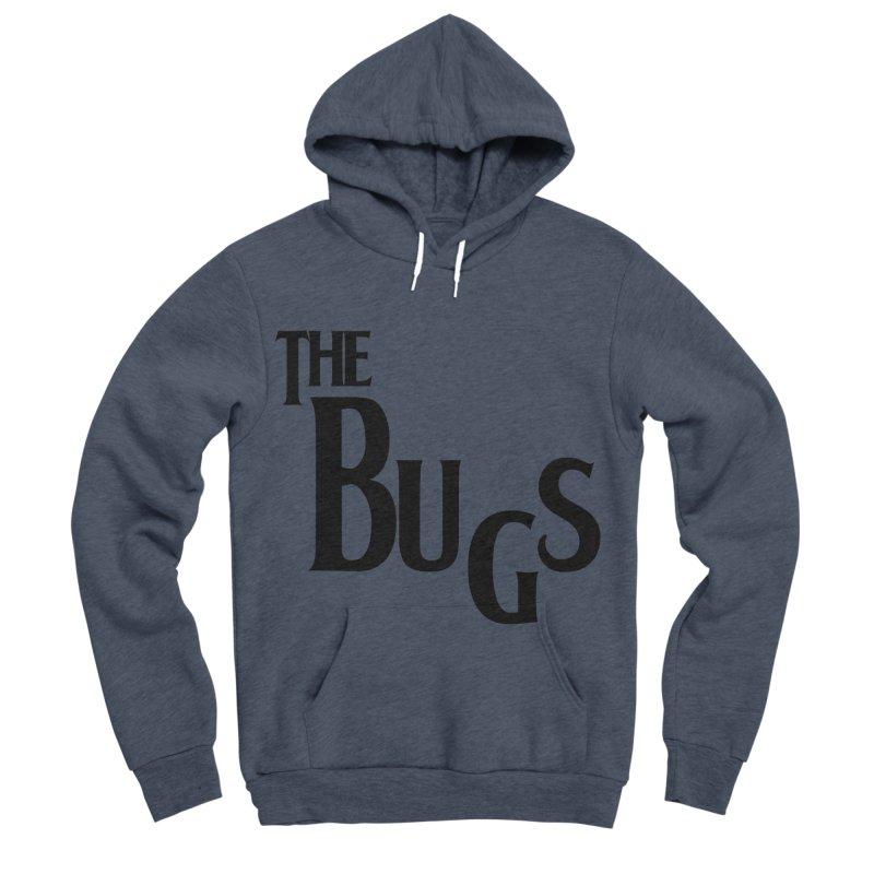The Bugs Men's Sponge Fleece Pullover Hoody by Hello Siyi