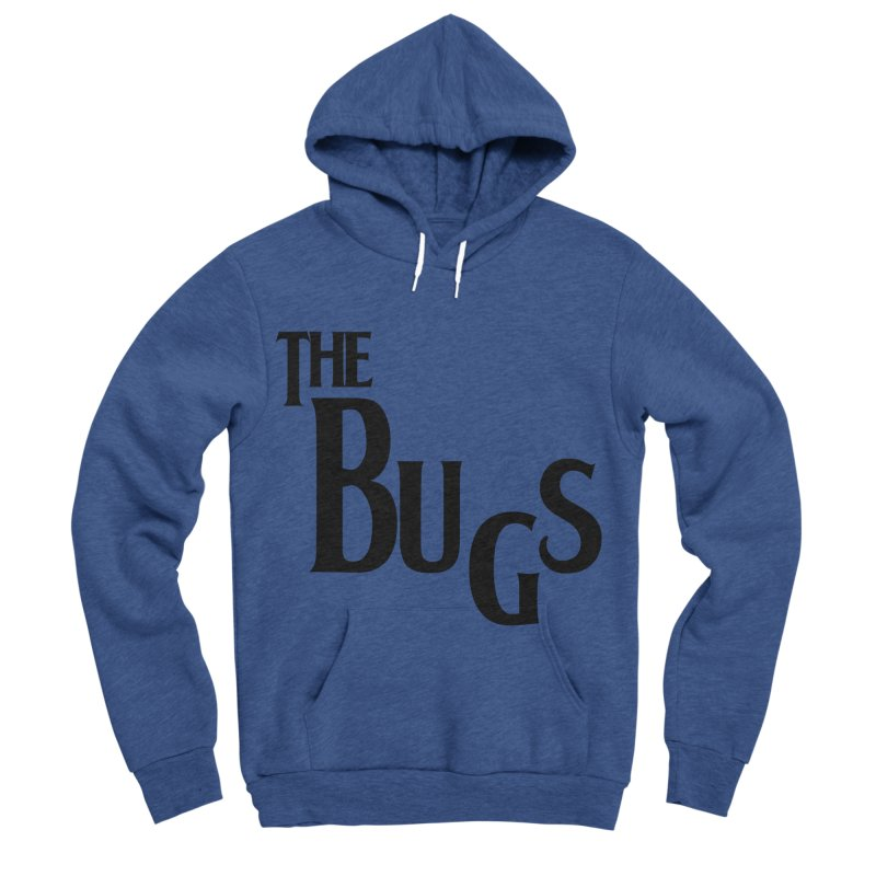 The Bugs Men's Sponge Fleece Pullover Hoody by Hello Siyi