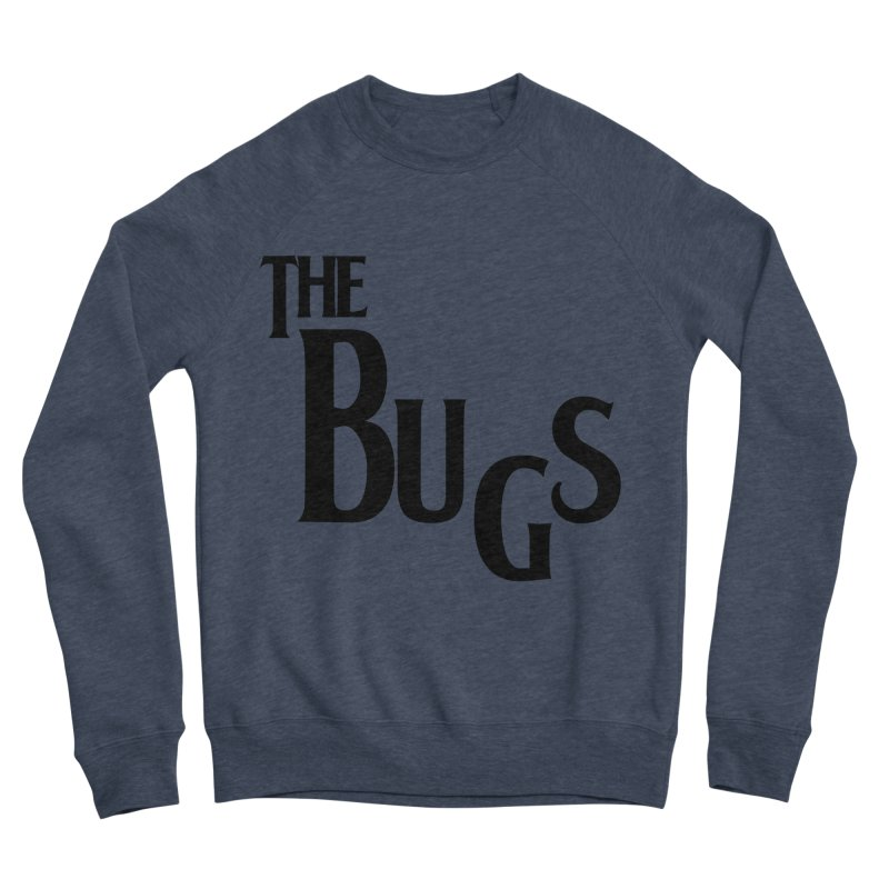The Bugs Men's Sponge Fleece Sweatshirt by Hello Siyi