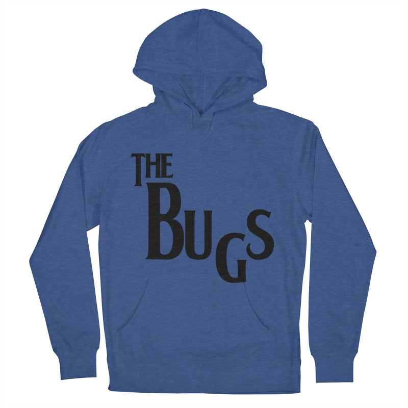 The Bugs Men's French Terry Pullover Hoody by Hello Siyi