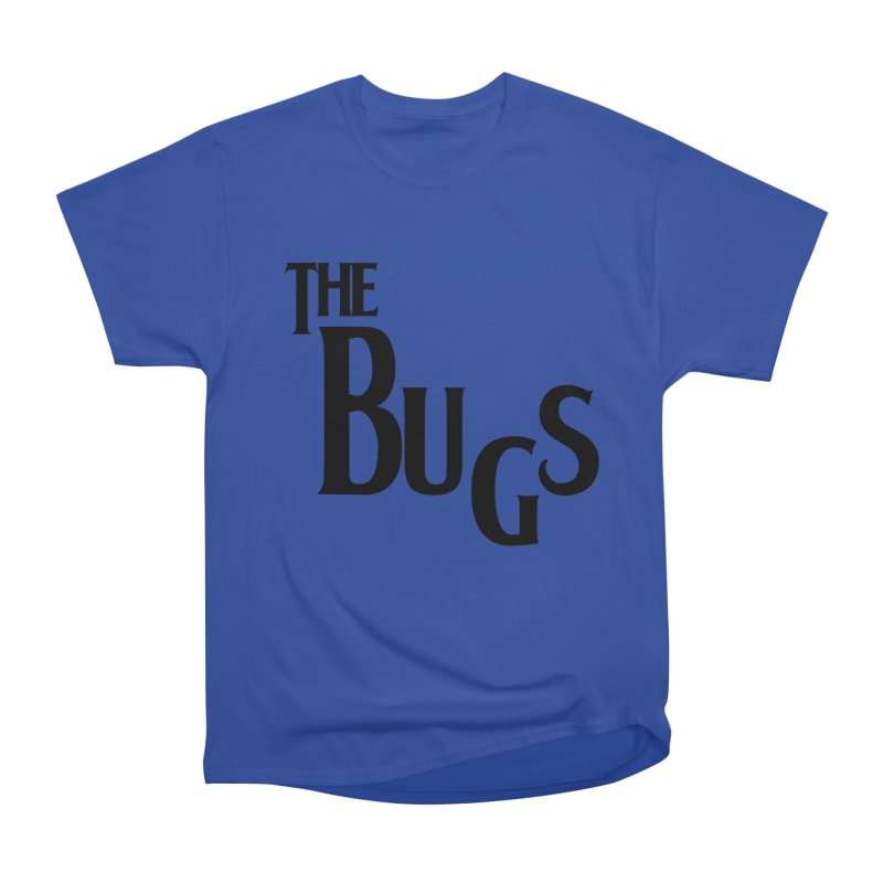 The Bugs Men's Heavyweight T-Shirt by Hello Siyi