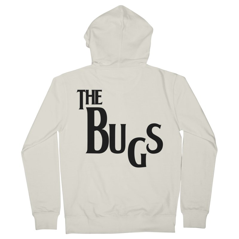 The Bugs Women's French Terry Zip-Up Hoody by Hello Siyi