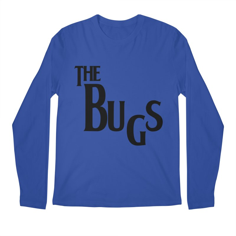 The Bugs Men's Regular Longsleeve T-Shirt by Hello Siyi