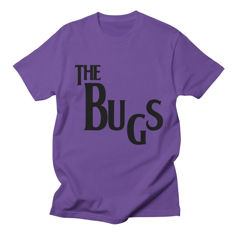 The Bugs Men's Regular T-Shirt by Hello Siyi