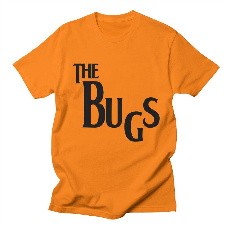 The Bugs Men's Regular T-Shirt by Hello Siyi