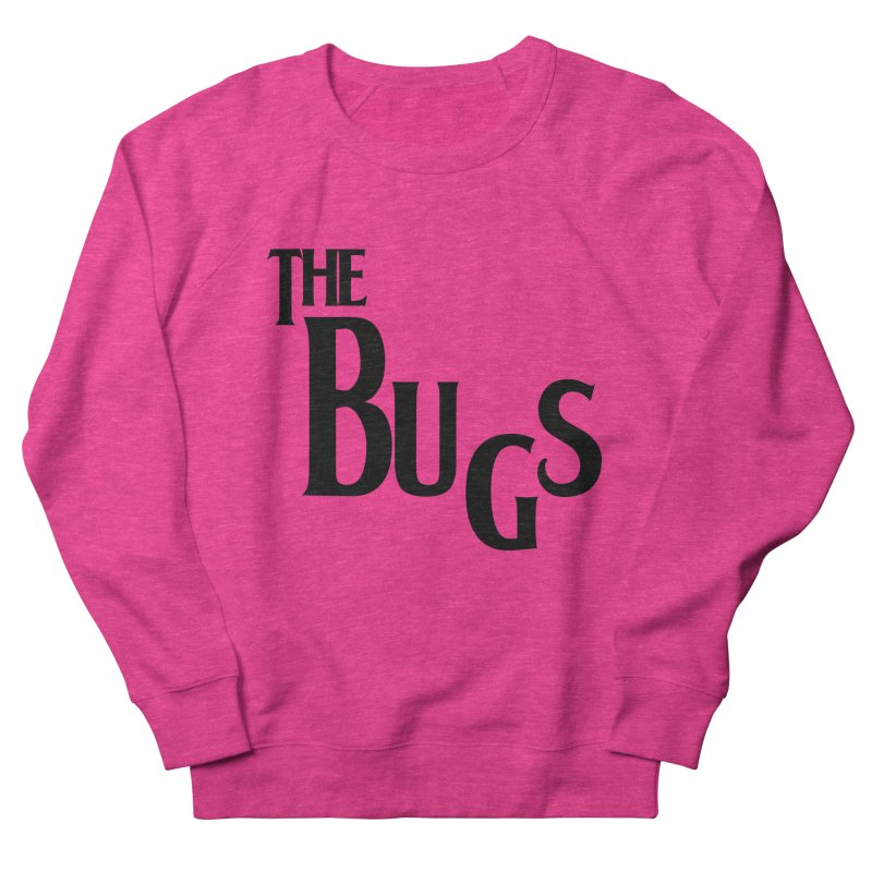 The Bugs Women's French Terry Sweatshirt by Hello Siyi