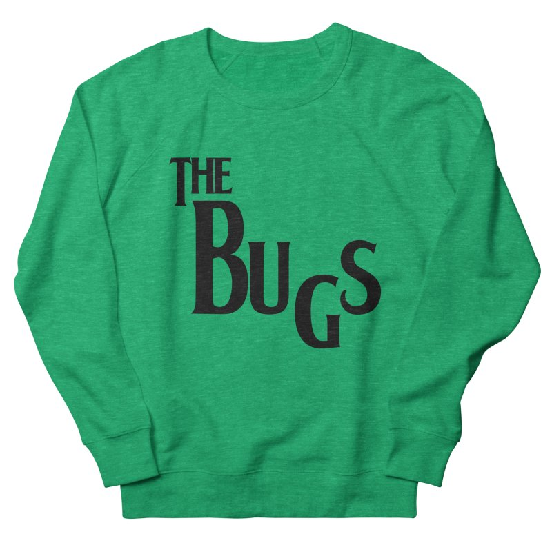 The Bugs Men's French Terry Sweatshirt by Hello Siyi