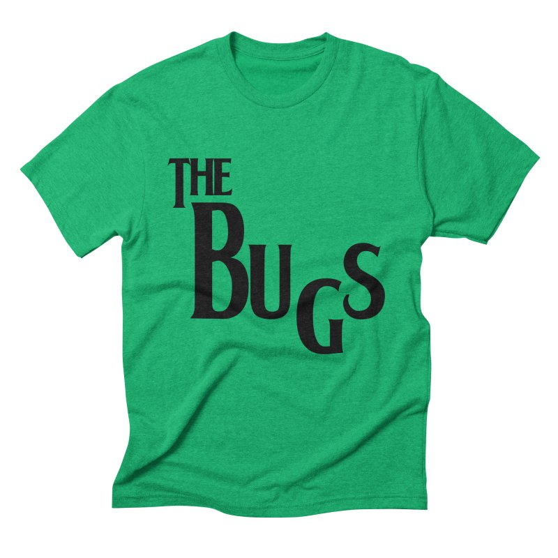 The Bugs Men's Triblend T-Shirt by Hello Siyi