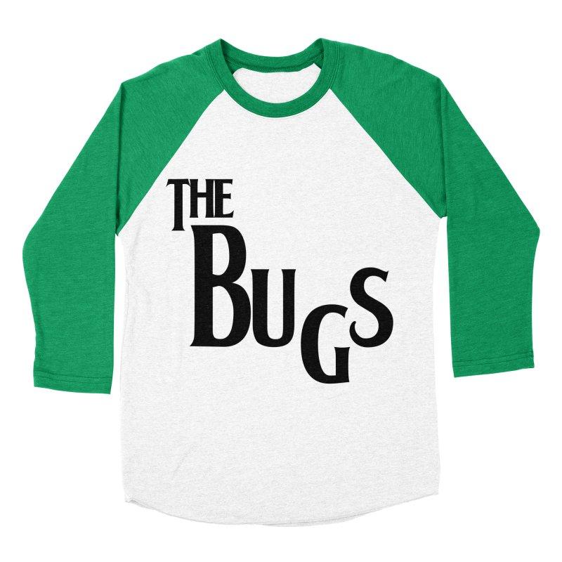The Bugs Women's Baseball Triblend Longsleeve T-Shirt by Hello Siyi