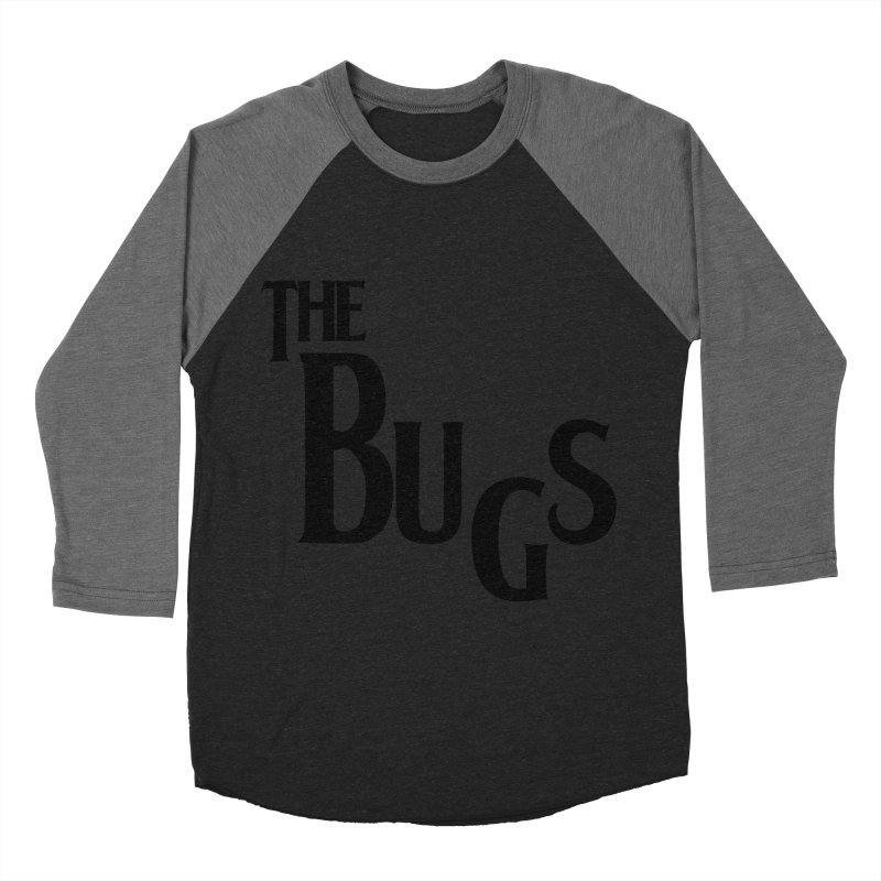 The Bugs Women's Baseball Triblend Longsleeve T-Shirt by Hello Siyi