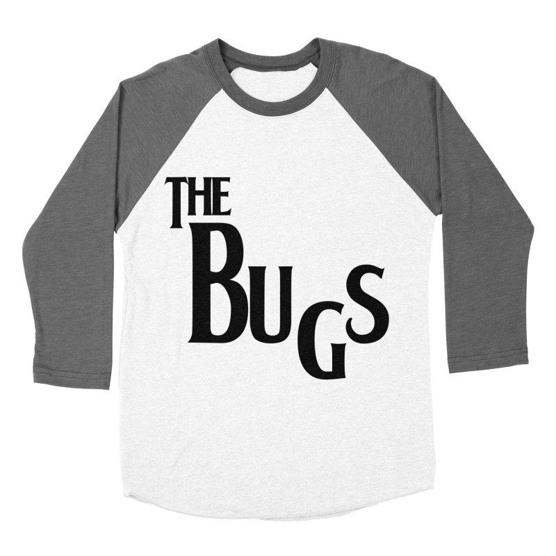 The Bugs Men's Baseball Triblend Longsleeve T-Shirt by Hello Siyi