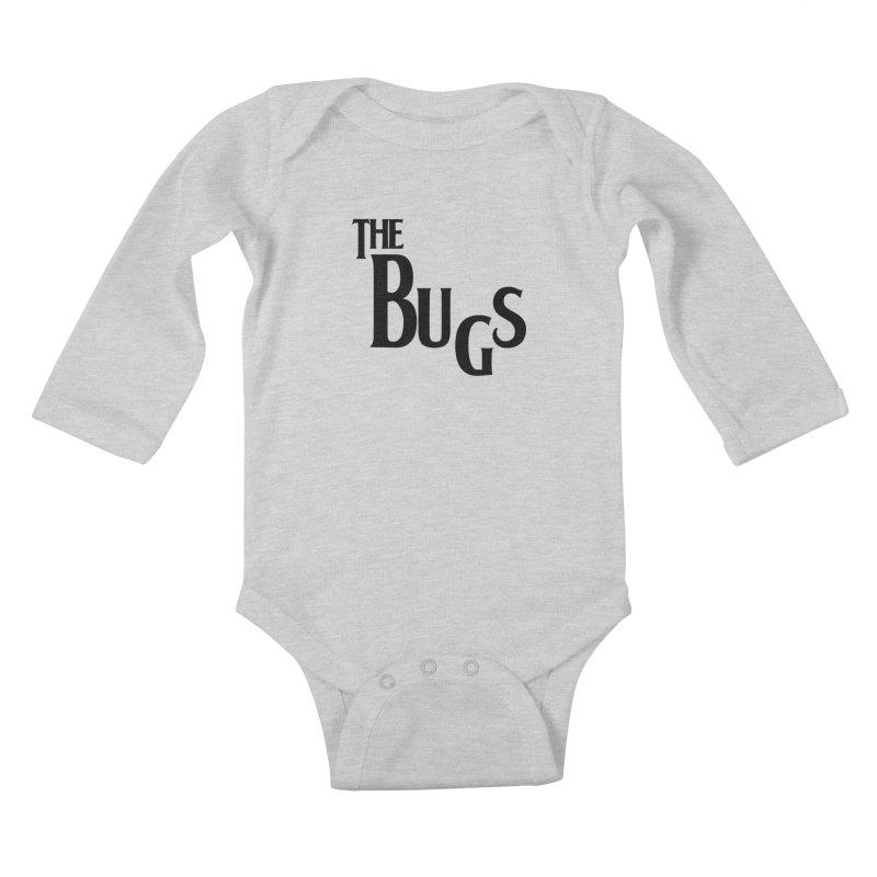 The Bugs Kids Baby Longsleeve Bodysuit by Hello Siyi