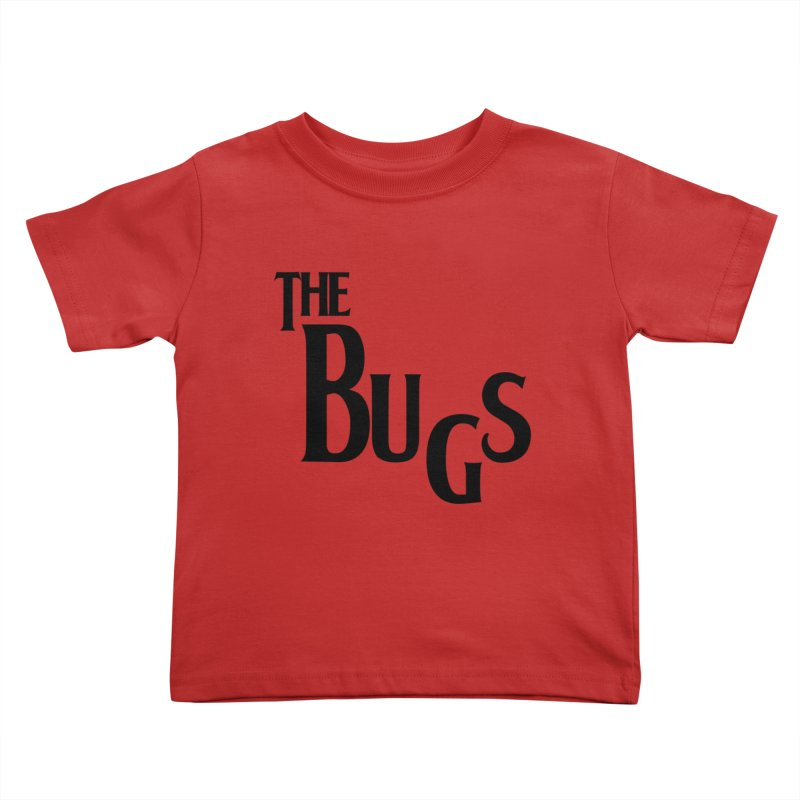 The Bugs Kids Toddler T-Shirt by Hello Siyi