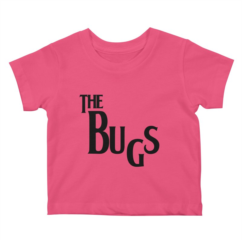 The Bugs Kids Baby T-Shirt by Hello Siyi