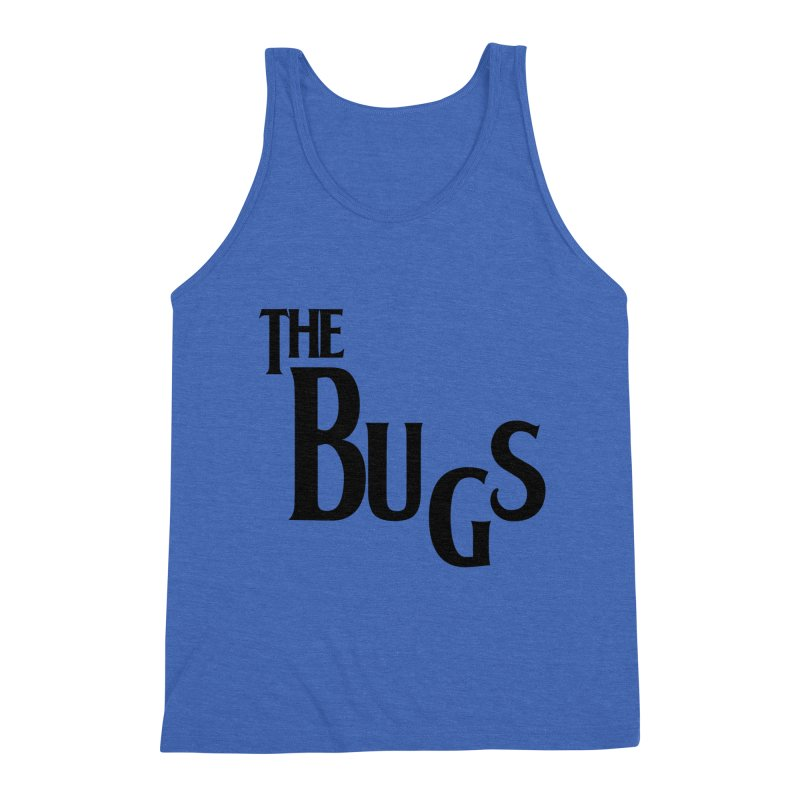 The Bugs Men's Triblend Tank by Hello Siyi