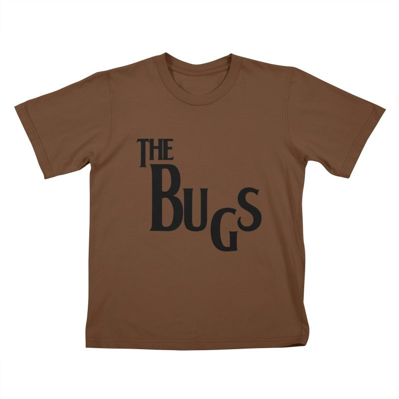 The Bugs Kids T-Shirt by Hello Siyi