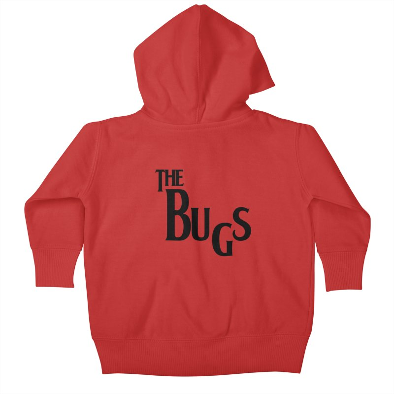 The Bugs Kids Baby Zip-Up Hoody by Hello Siyi