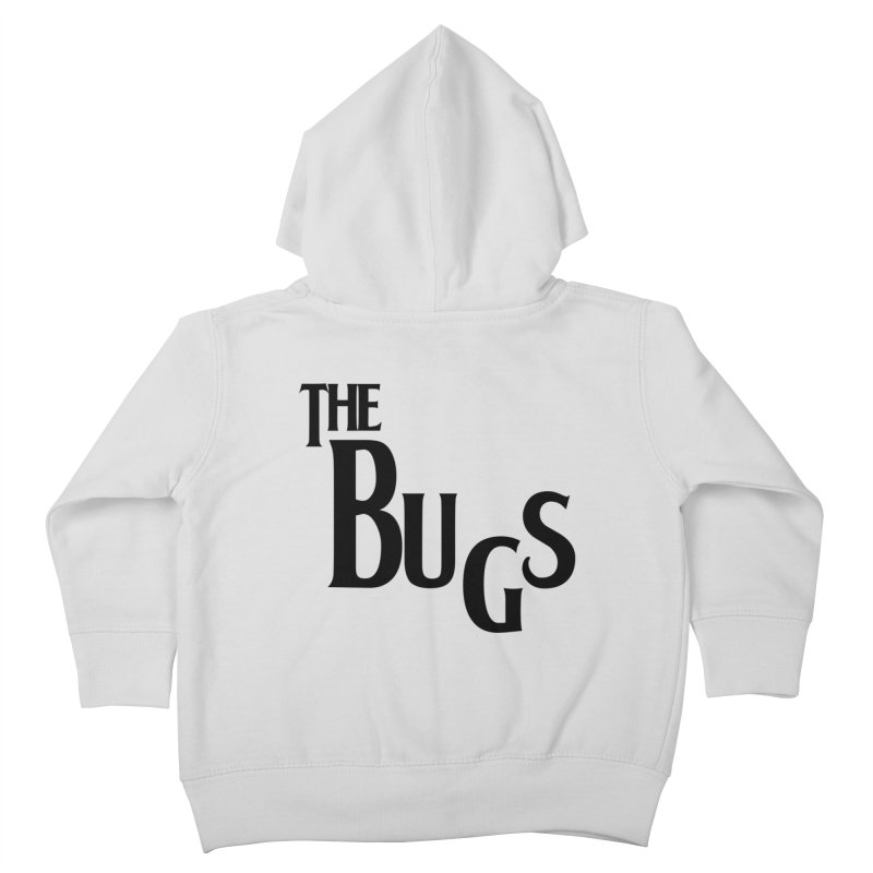 The Bugs Kids Toddler Zip-Up Hoody by Hello Siyi