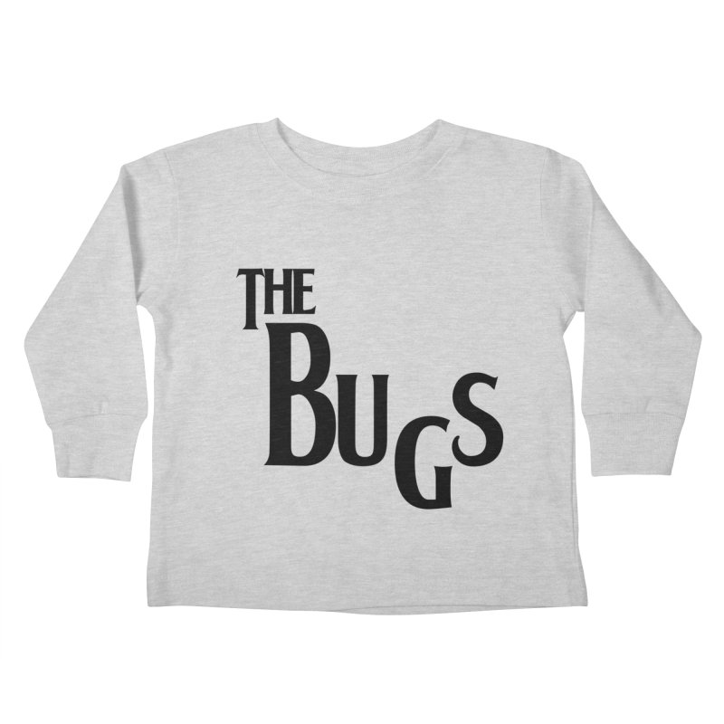The Bugs Kids Toddler Longsleeve T-Shirt by Hello Siyi