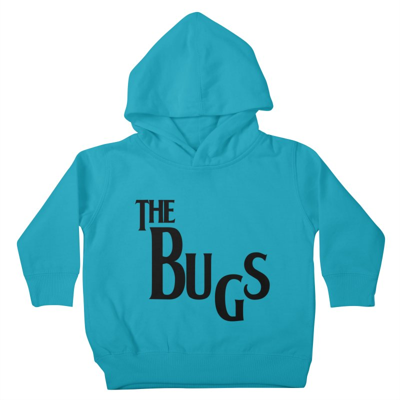 The Bugs Kids Toddler Pullover Hoody by Hello Siyi