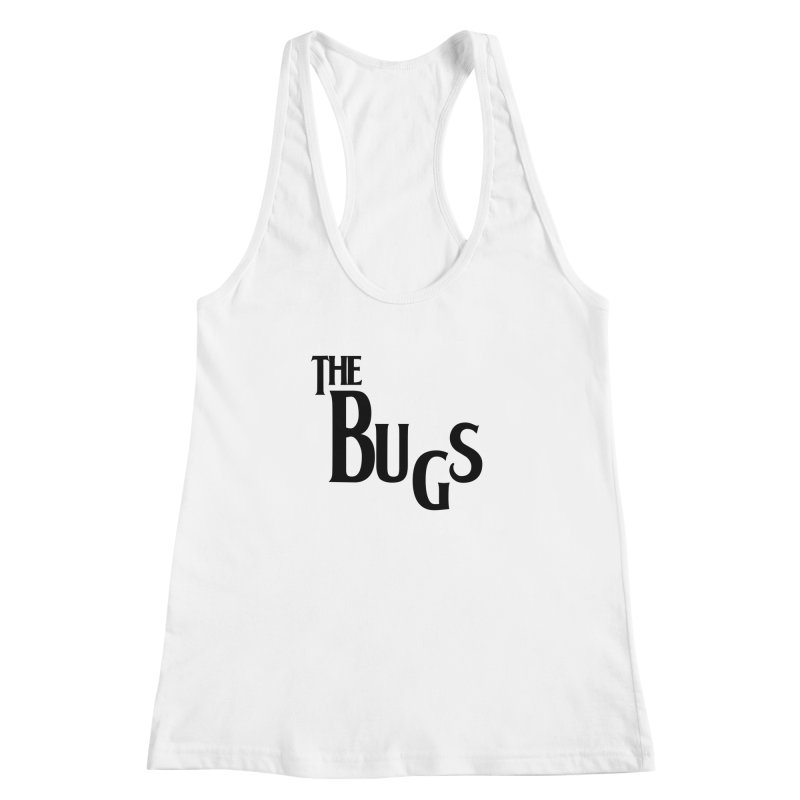 The Bugs Women's Racerback Tank by Hello Siyi