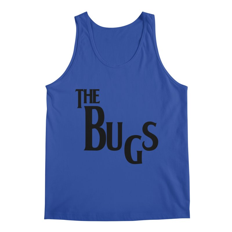 The Bugs Men's Regular Tank by Hello Siyi