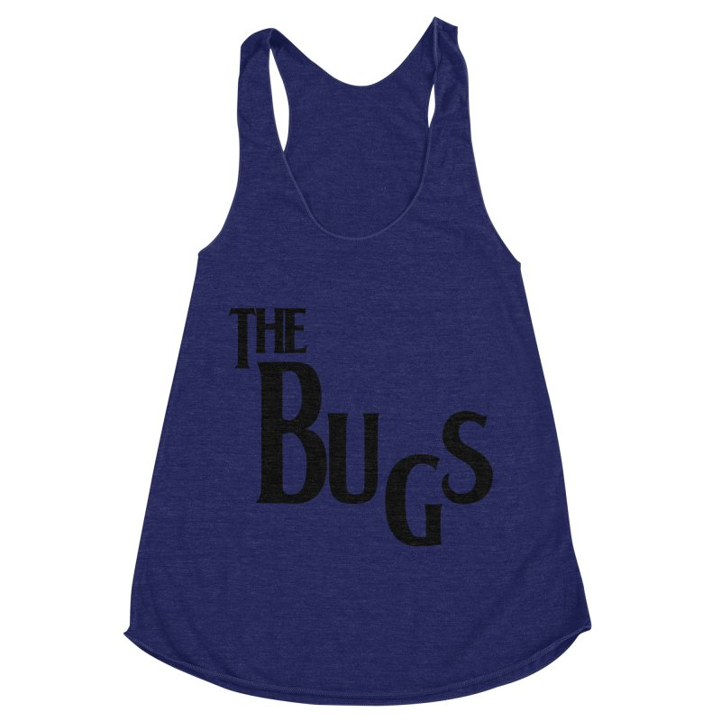 The Bugs Women's Racerback Triblend Tank by Hello Siyi