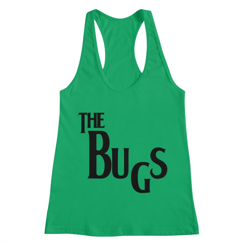 The Bugs Women's Racerback Tank by Hello Siyi